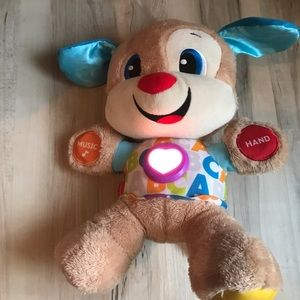 Fisher Price Laugh and Learn Stages Puppy
